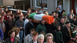 The funeral of Mr Jordan.