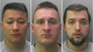 Armed burglars will be deported after serving prison sentences