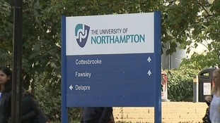 The University of Northampton.