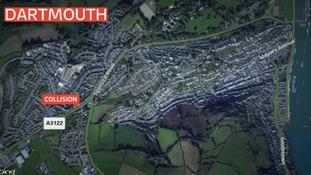 Dartmouth map