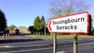 Bassingbourn Barracks in Cambridgeshire is to re-open.