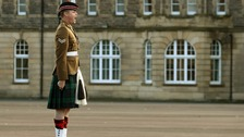 Redford Barracks in Edinburgh is set to close.
