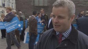 Chris Davies MP