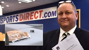 MPs accuse Sports Direct of using secret cameras during visit