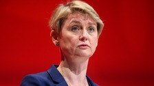 Chair of the Home Affairs Select Committee Yvette Cooper MP.