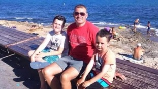 Inquests into deaths of father and sons opened and adjourned