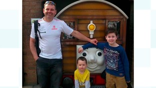 Inquests opened into deaths of father and sons found dead at house