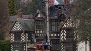Planning bid to rebuild Wythenshawe Hall submitted