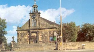Police appeal after church paving slabs stolen