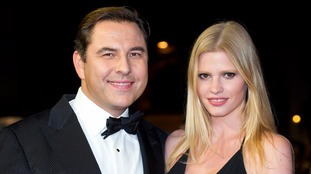 David Walliams and Lara Stone settle High Court divorce battle