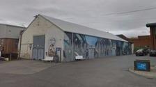 Warehouse in Holts Yard, Byker