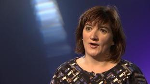 Loughborough MP Nicky Morgan