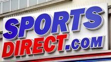 Sports Direct sign.