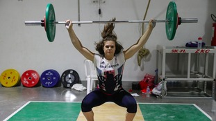 Denholme's Rebekah Tiler competed at Rio at the age of 17