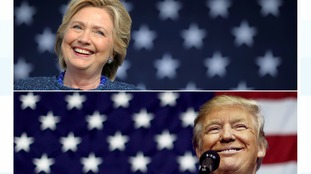 The final battle for the White House will be fought on November 8 by two New Yorkers: Hillary Clinton and Donald Trump.