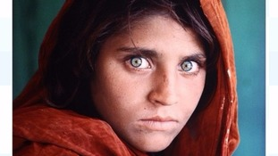 National Geographic 'Afghan girl' deported from Pakistan