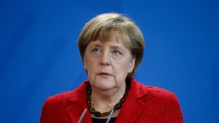 Angela Merkel pressed that the two countries have common ideals.