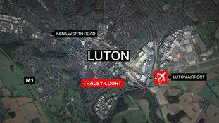 A 24-year-old man died after being shot by a police officer in Luton