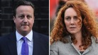 David Cameron Rebekah Brooks