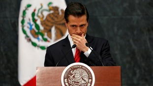 Pena Nieto's working relationship with Trump will be under scrutiny