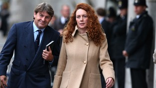 Rebekah Brooks Charlie Brooks