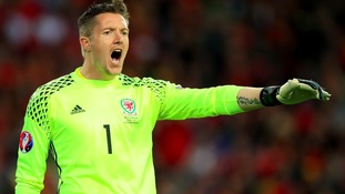 Joe Ledley backs friend Wayne Hennessey to perform for Wales against Serbia