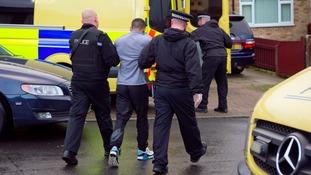 Thirteen people arrested in St Helens drug raids
