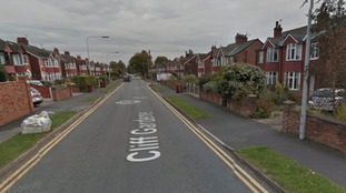 Woman robbed at knifepoint by cyclist