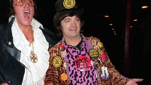 David 'Screaming Lord' Sutch