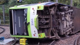 Teenager named among victims of Croydon tram crash