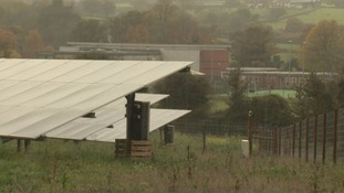 Welsh school 'first in the UK' to be powered by solar farm