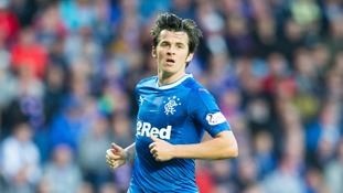 Rangers terminate midfielder Barton contract