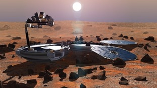 Failed British mission to Mars Beagle 2 didn't crash land and was 'so close to success'