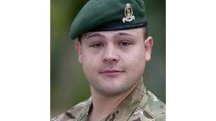 Lance Corporal Michael Foley