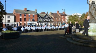 Armistice Day: The Midlands remembers