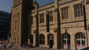 Empire and Commonwealth Museum building at Temple meads
