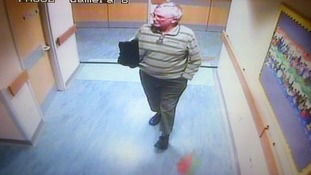 Harrogate Police are hoping the CCTV pictures will jog someone's memory and help to find Mr Roskell.