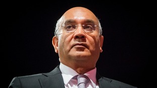 Drugs probe launched into MP Keith Vaz after escort scandal