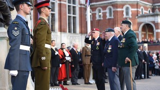 Armistice Day honoured by American Society in London