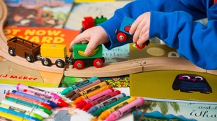 Parents are struggling to balance work with paying for childcare.