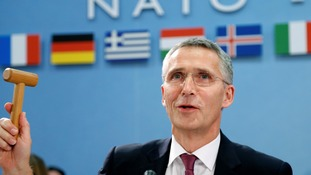 Nato tells Donald Trump: 'Going it alone is not an option'
