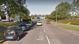 Nine 'illegal immigrants' found hidden in lorry in business park