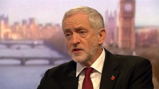 Jeremy Corbyn says Labour will respect the referendum