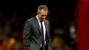 Rob Howley 'proud' of Wales after victory over Argentina