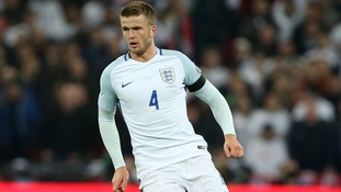 Eric Dier for England vs. Scotland