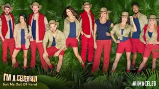 I'm A Celebrity contestants enter jungle for 2016 series