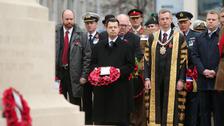 Belfast remembrance