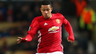 Memphis Depay is wanted by Everton