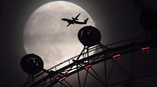 UK braced for spectacular 'supermoon' on Monday