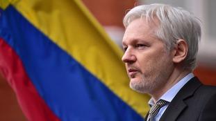 Julian Assange was granted asylum by Ecuador in 2012.